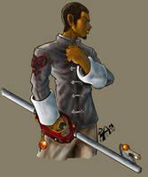 My Keyblade by dmario