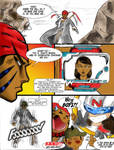 Fight Club Page 1 by dmario