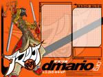 redesign of dmario.org