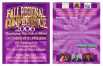 DYLIC Conference flyer