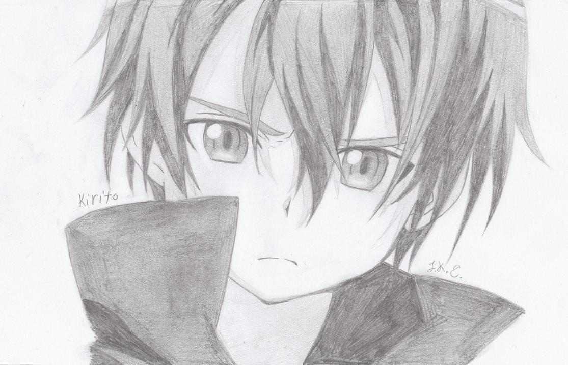 Kirito Sword Art Online By Artisticgamemaster On Deviantart