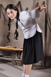 Strappado Torture (07)