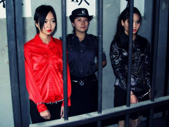 Jail Girls (4) by D-ZHANG-PHOTOGRAPHY