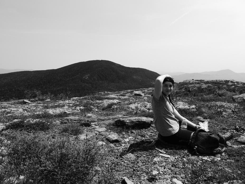 On Top of the World by glumthegrim