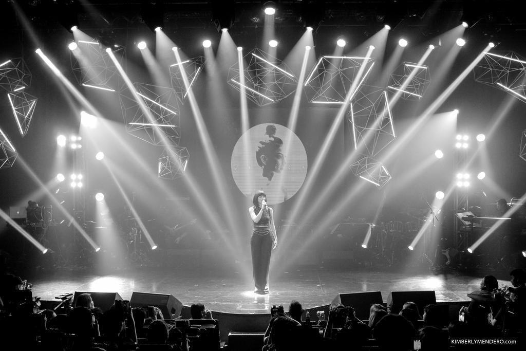 Glaiza De Castro Dreams Never End Concert by kimmy16