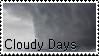 Cloudy Days | f2u stamp