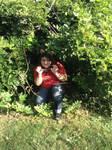 Me as Foxy 5 by samibvb96
