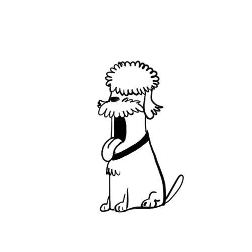 Dog by kinow