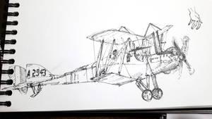 Airplane-sketch-1