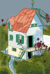 Santos Dumont's A Encantada house