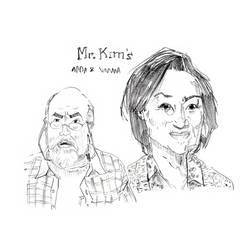 Kim's Convenience, Appa and Umma