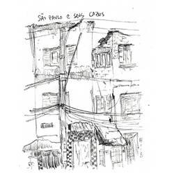 Sao Paulo e seus cabos