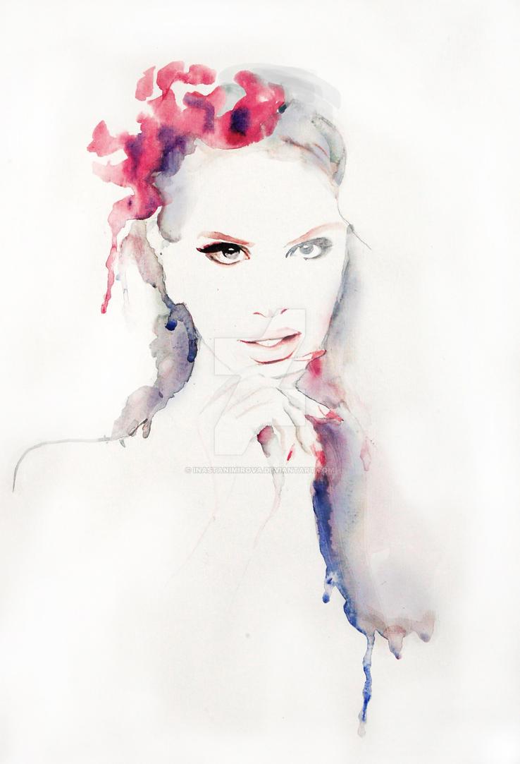 Lana del Rey by inastanimirova