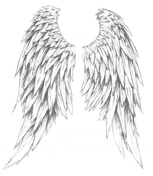 Angel wings by MotherFuckingAngel on DeviantArt
