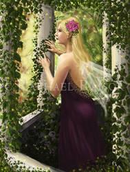 Ivy Garden by starlightmagician