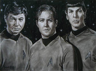 Legends by starlightmagician