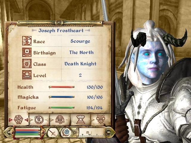 Oblivion Death Knight Mod by mightylink on DeviantArt