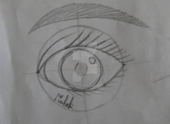 Generic human eye