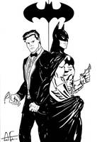 Bruce Wayne-Batman Commission by Stone-Fever
