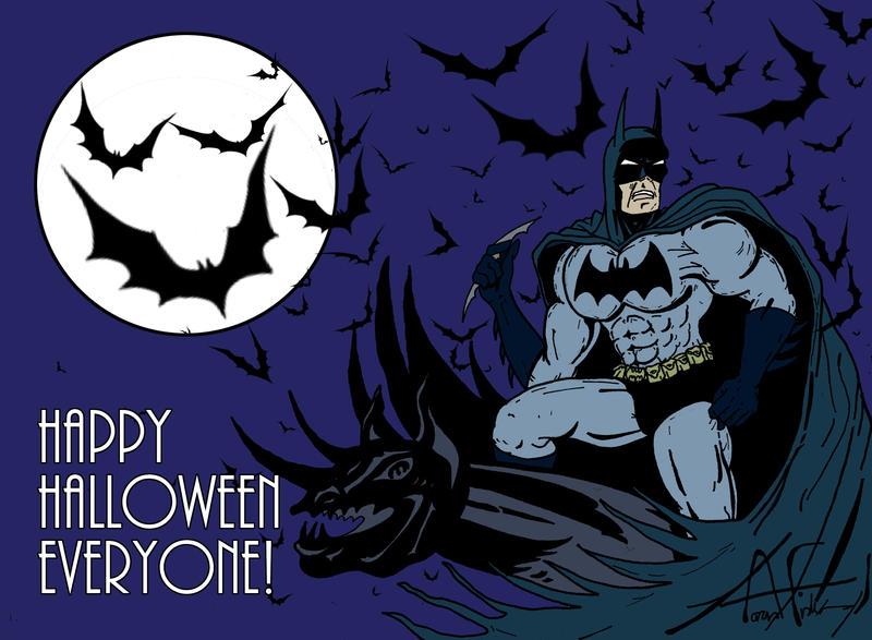 batman halloween wallpaper - photo #3