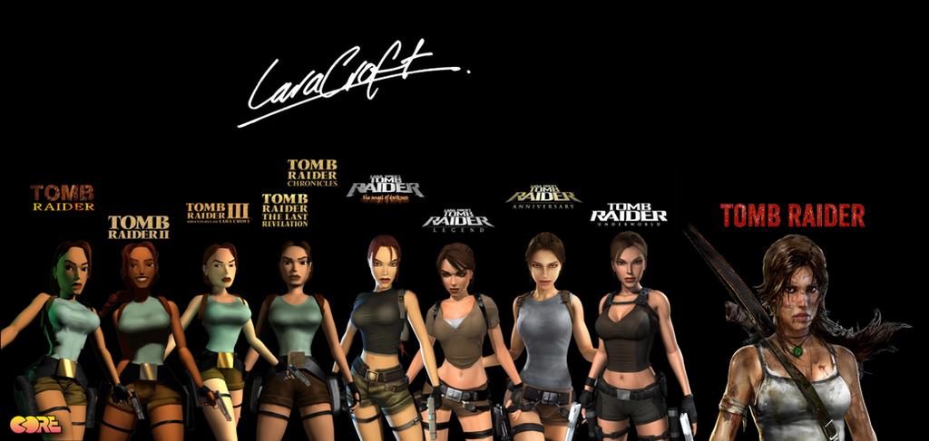 Tomb Raider Evolution By Ruby290930 On DeviantArt