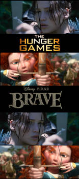 HUNGER GAMES AND BRAVE READ INFO