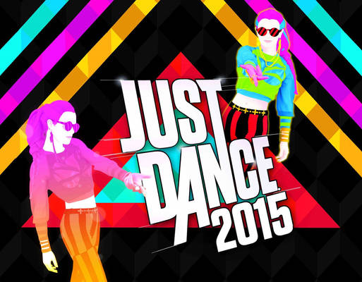 JUST DANCE 2015 BUILT FOR THIS