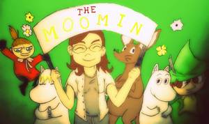 The Moomins Title card