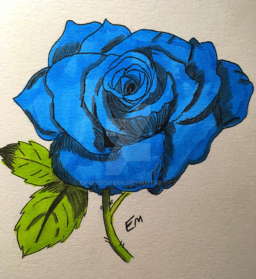 Rose by Emmybomber