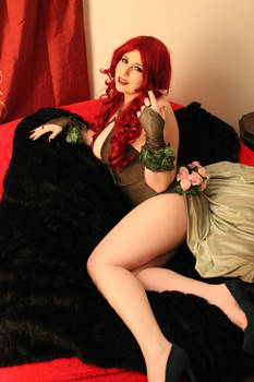 Pin-Up Poison Ivy