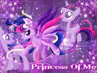 Princess Of Me by Mobin-Da-Vinci