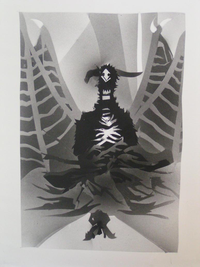 Everlasting Dragon by kelpiebreeder