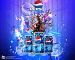 Pepsi can manipulate wallpaper