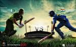 Pak vs India Semi-final 2011 by injured-eye