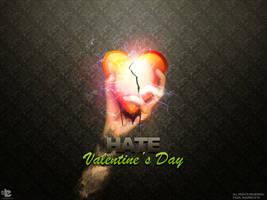 Anti Valentine 2012 by injured-eye