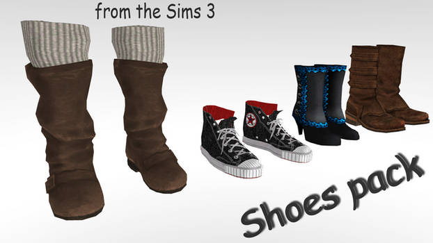 Shoes pack