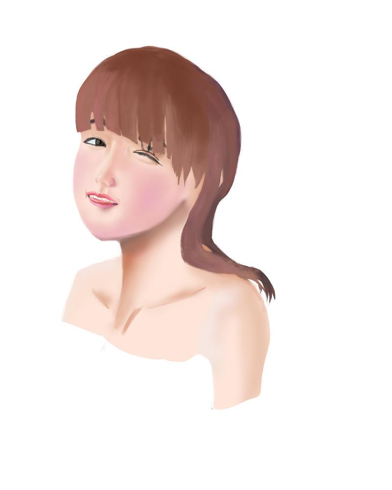 Asian study by vidolitas