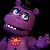 UCN Mr. Hippo Pondering 2
