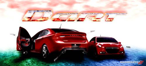 Dodge Dart Contest by Gedaba by gedaba