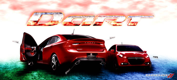 Dodge Dart Contest by Gedaba