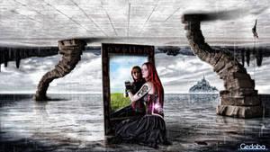 Duality of Souls [rorrim eht dniheb]