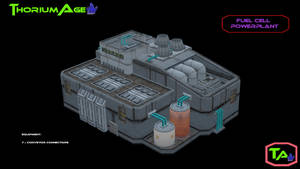 Fuel Cell Powerplant