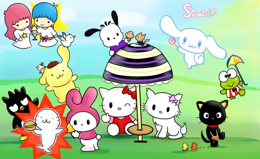 Shop All Sanrio Characters  Sanrio