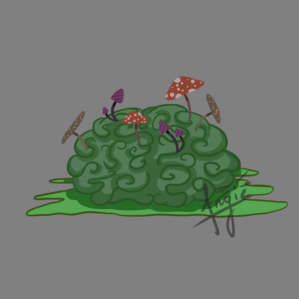 Fungusbrain by Angie-TheCat