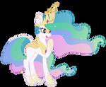 Princess Celestia Kirin