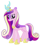 Princess Cadance Kirin