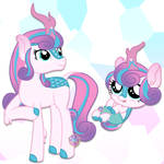 Princess Flurry Heart Kirin