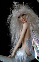 Lorelei - Moon Mermaid 1 by wingdthing