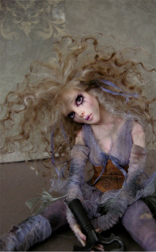 Forgotten Doll No. 2 - 1 by wingdthing