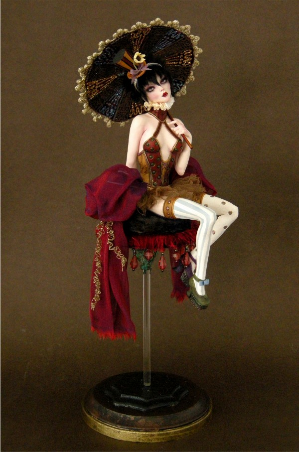 "Fine Art Print ""Carnivàle"" Medium Size 8.5x11 or 8x10 or ... 